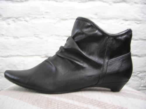 schoenen in zij-aanzicht